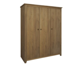 Brazilian solid wood Wardrobe