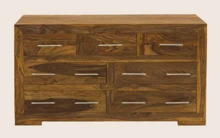 Cube Bedroom 7 Drawer Chest