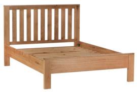 Mews Solid Oak Bed