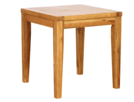 Vancouver Petite 2ft 5inch Square Dining Table