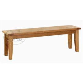 Vancouver Premium Solid Oak Bench