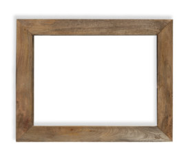 Cube Petite Mango Rectangular Mirror
