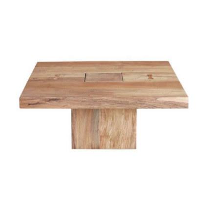 Frozen Range Square Coffee Table