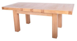 Mews Solid Oak 1.4M Extending Table