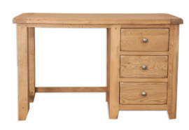 Melbourne Country Solid Oak Dressing Table