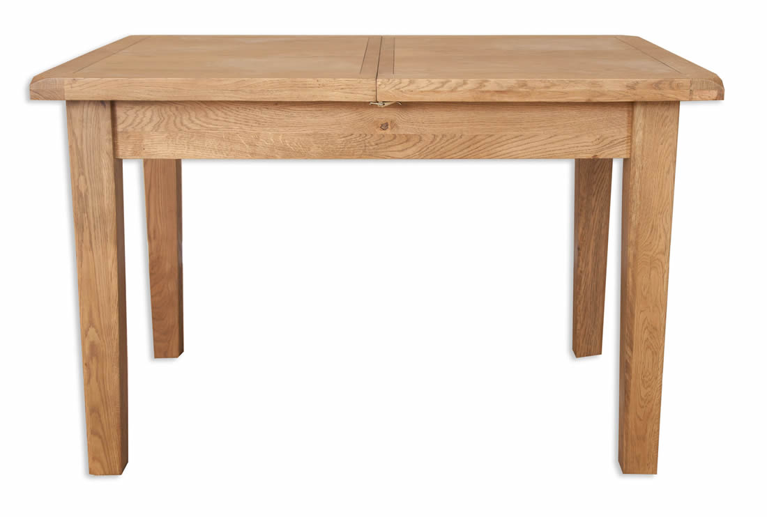 Melbourne Country Oak Extending Dining Table Home Max