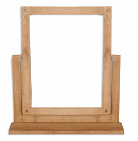 Melbourne Country Solid Oak Mirror