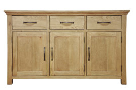 Wansford 3 Door Sideboard