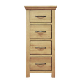 Wansford 4 drawer narrow chest