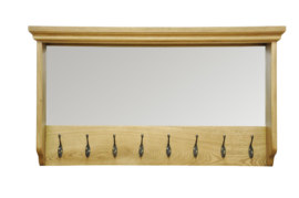 Wansford Glazed Coat Rack