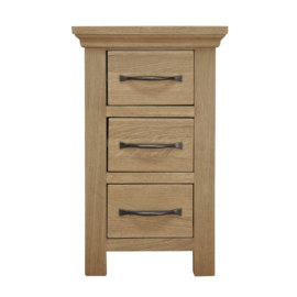 Wansford Narrow Bedside Cabinet