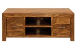 Cube Petit Plasma TV Cabinet