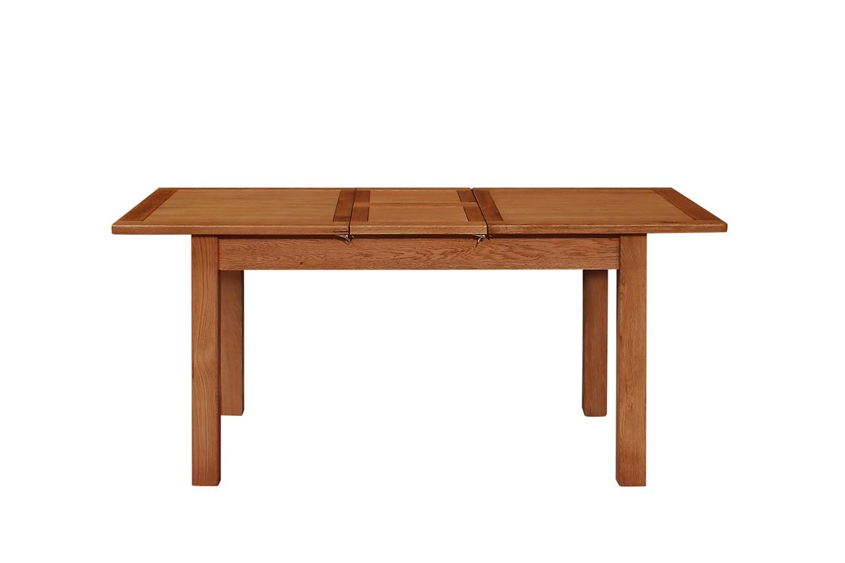 Kent Solid Oak Extending Dining Table