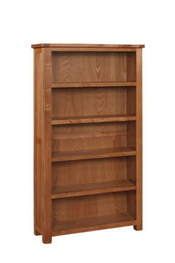 Kent Solid Oak Medium  Bookcase