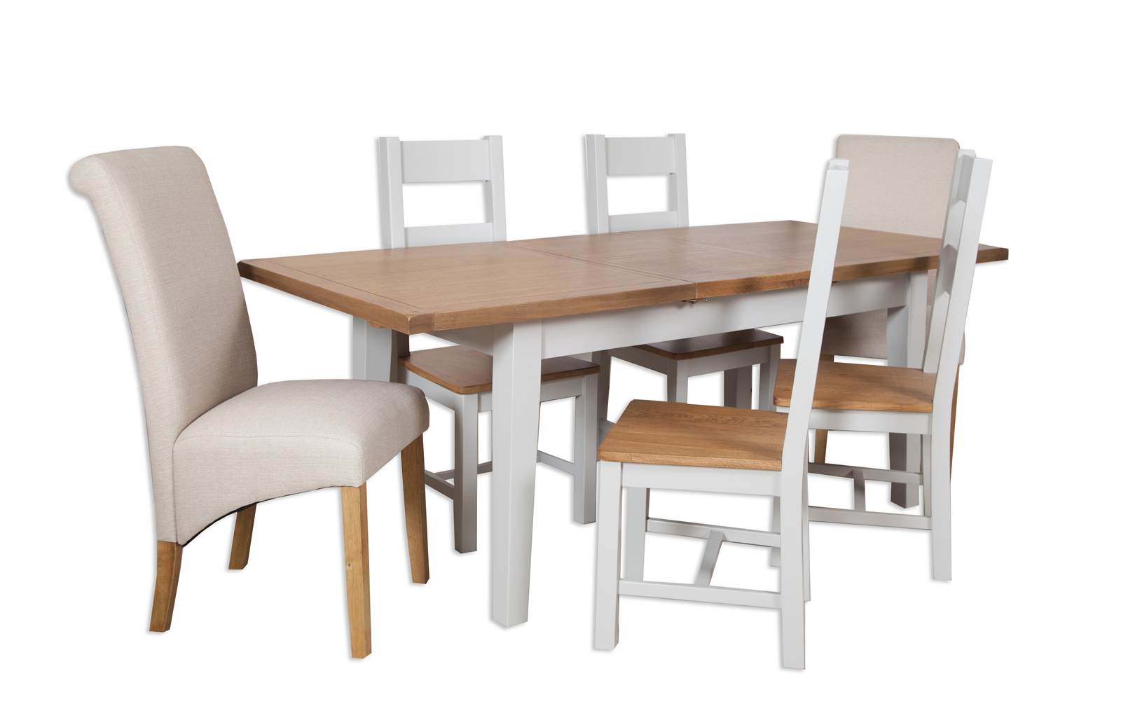 Melbourne French Grey 12 Extending Dining Table Home Max Furniture