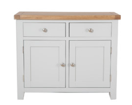Melbourne French Grey 2 Door Sideboard