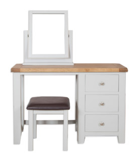 Melbourne French Grey Dressing Table
