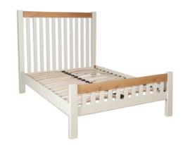 Melbourne Ivory Bed