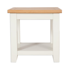 Melbourne Ivory Lamp Table