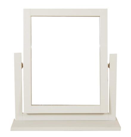 Melbourne Ivory Mirror