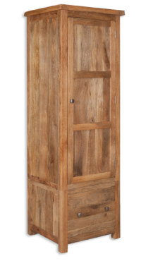 Odisha 1 Door 1 Drawer Wardrobe