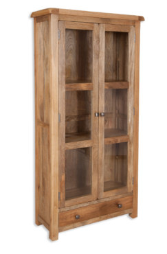 Odisha  Glazed Display Cabinet