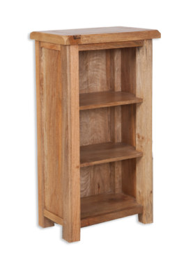 Odisha Small Bookcase DVD Rack