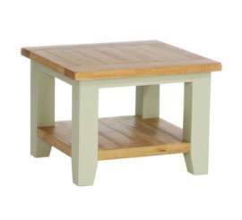 Vancouver French Grey Square Coffee Table