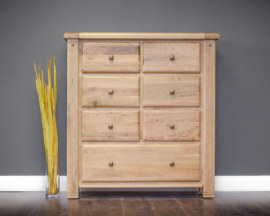 Venice 7 Drawer Tall Chest