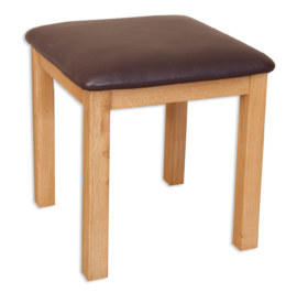 Melbourne Natural Dresser Stool