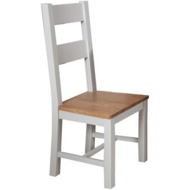 Melbourne French Grey Dining Chair