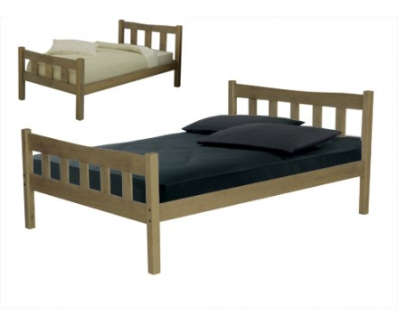 Brazilian solid wood Bed