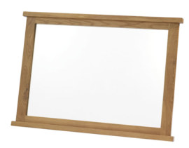 Dublin Solid Oak Solid Oak Mirror