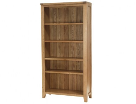 Vancouver Petite Display Cabinet / Bookcase