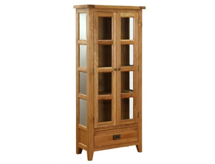 Vancouver Petite Glazed Display Cabinet