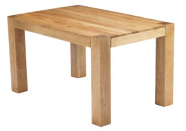 Mews Solid Oak Dining Table