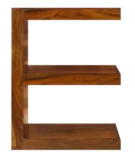 Cube Petit E Shelving Bookcase Unit