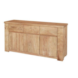 Frozen Range 3 Door 3 Drawer Sideboard