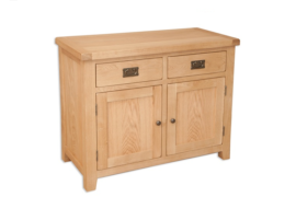 Melbourne Natural 2 Door Sideboard