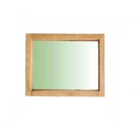 Paris Solid Oak Mirror