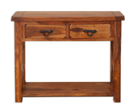 Vellar 2 Drawer Console Table