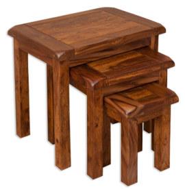 Vellar 3 Piece Nest of Tables