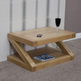 Z Oak Coffee Table