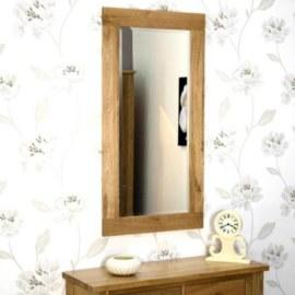 Z Oak Mirror