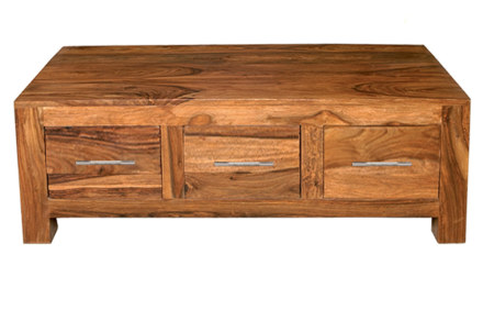 Cube Petit 3 Drawer Coffee Table