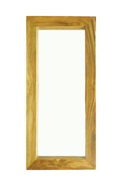 Cube Petite Mango Tall Mirror