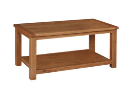 Kent Solid Oak Coffee Table