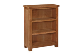 Kent Solid Oak Small Bookcase