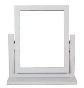 Melbourne French Grey Mirror