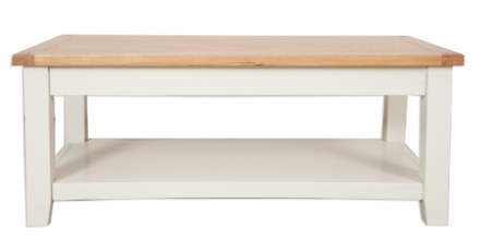 Melbourne Ivory Coffee Table